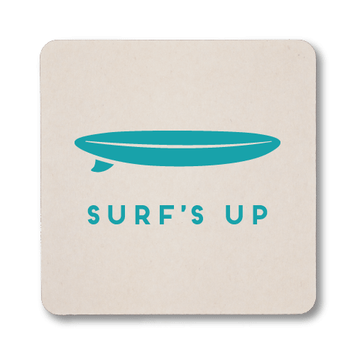 Surf's Up Coasters