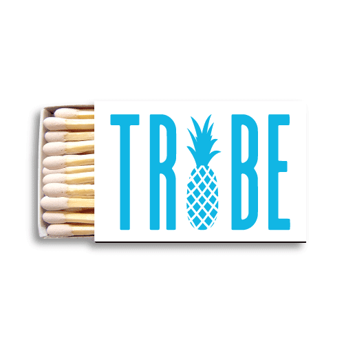 Pineapple Tribe Matchboxes