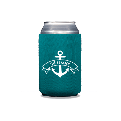 Anchor Banner Can Coolers