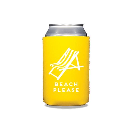 Beach Please Can Coolers