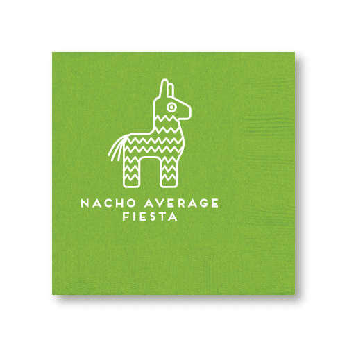 Nacho Average Fiesta Cocktail Napkins