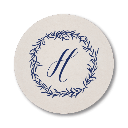Delicate Wreath Coasters