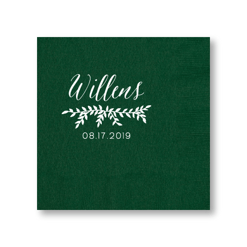 Laurel Mantel Dinner Napkins