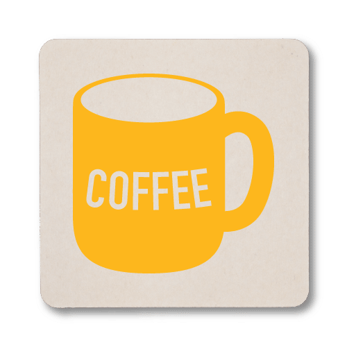 Coffee Mug Coasters