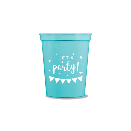 Let's Party Party Cups