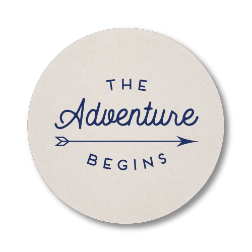 The Adventure Begins Coasters