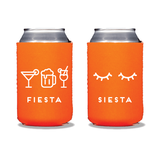 Fiesta Siesta Can Coolers