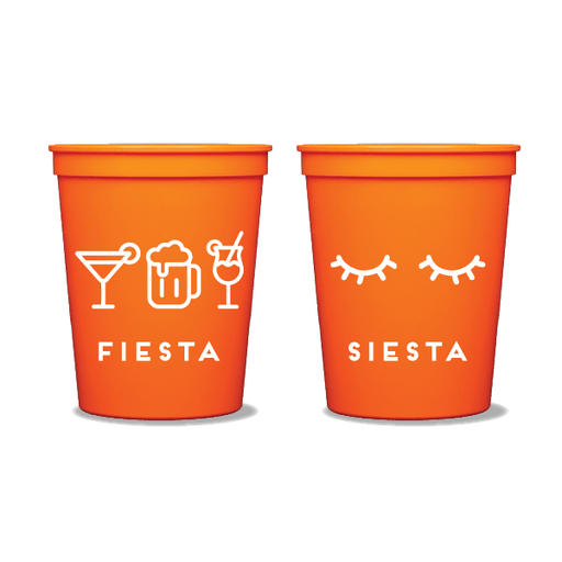 Fiesta Siesta Party Cups