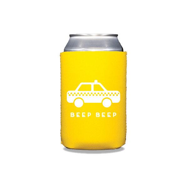 Beep Beep Can Coolers