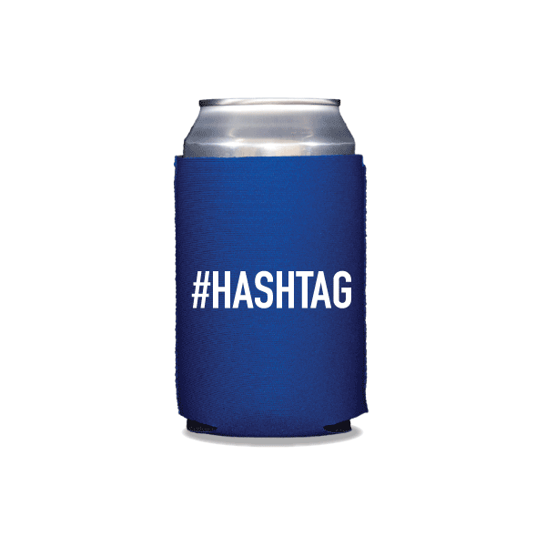 #HASHTAG Can Coolers