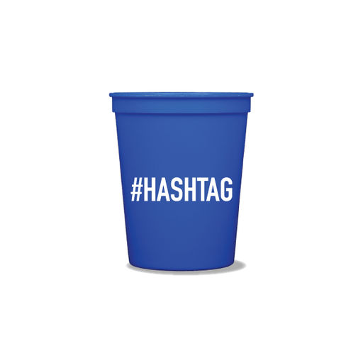 #HASHTAG Party Cups