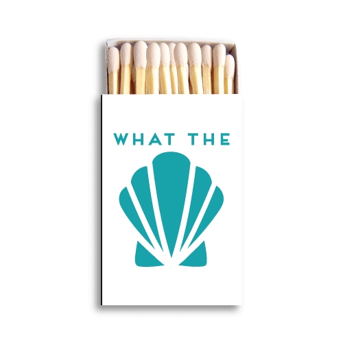 What the Shell Matchboxes