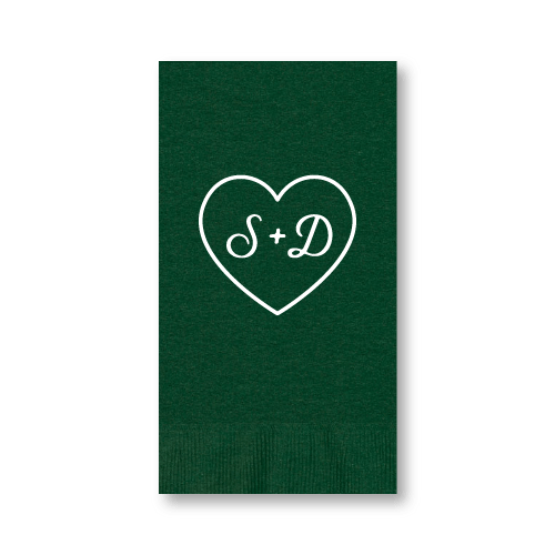 Sweetheart Guest Towels