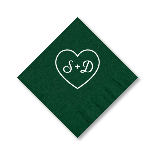 Sweetheart Luncheon Napkins