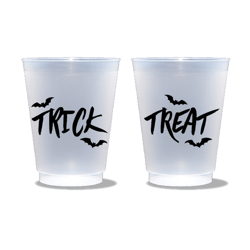 Trick or Treat Frosted Cups