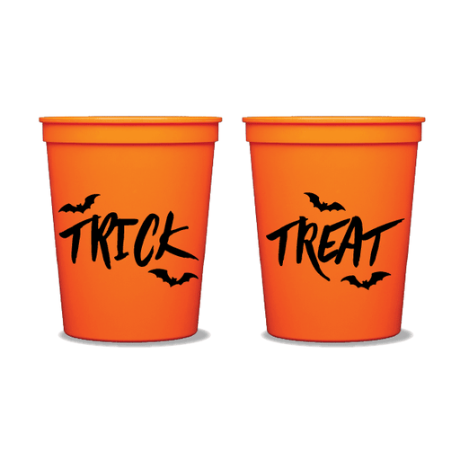 Trick or Treat Party Cups