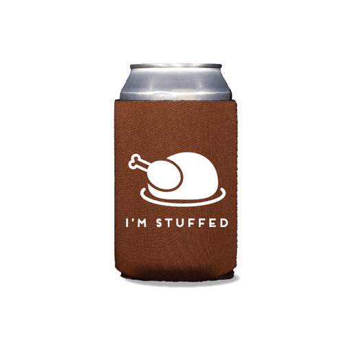 I'm Stuffed Can Coolers