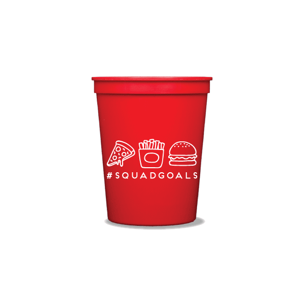 #squadgoals Party Cups