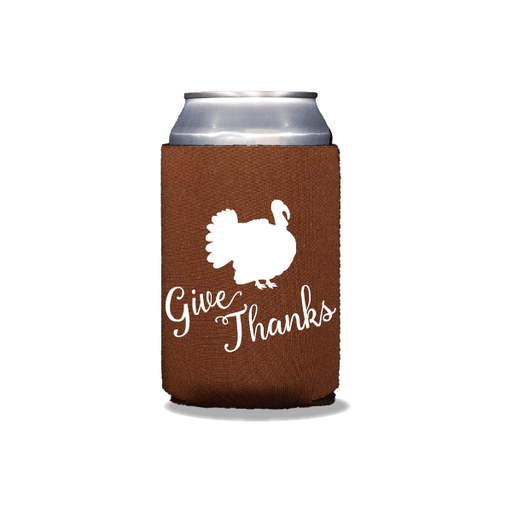 Give Thanks Can Coolers