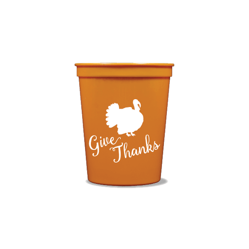 Give Thanks Party Cups