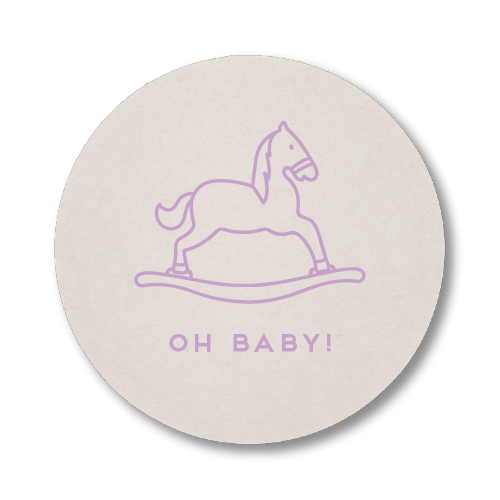 Oh Baby Coasters