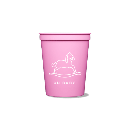 Oh Baby Party Cups