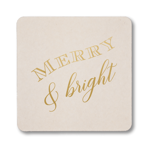 Merry & Bright Coasters