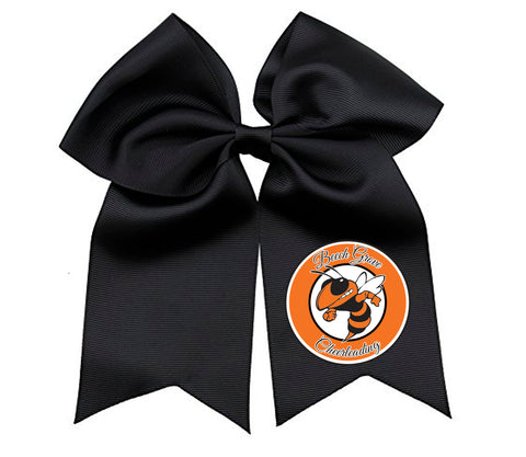 Beech Grove Cheerleading Bow