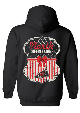2017 MSN Cheerleading Sweatshirt