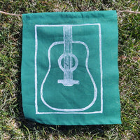 Everything will be OK, acoustic music flags, banjo, fiddle, bass, guitar, Mando, mandolin, Bluegrass instruments, Bluegrass