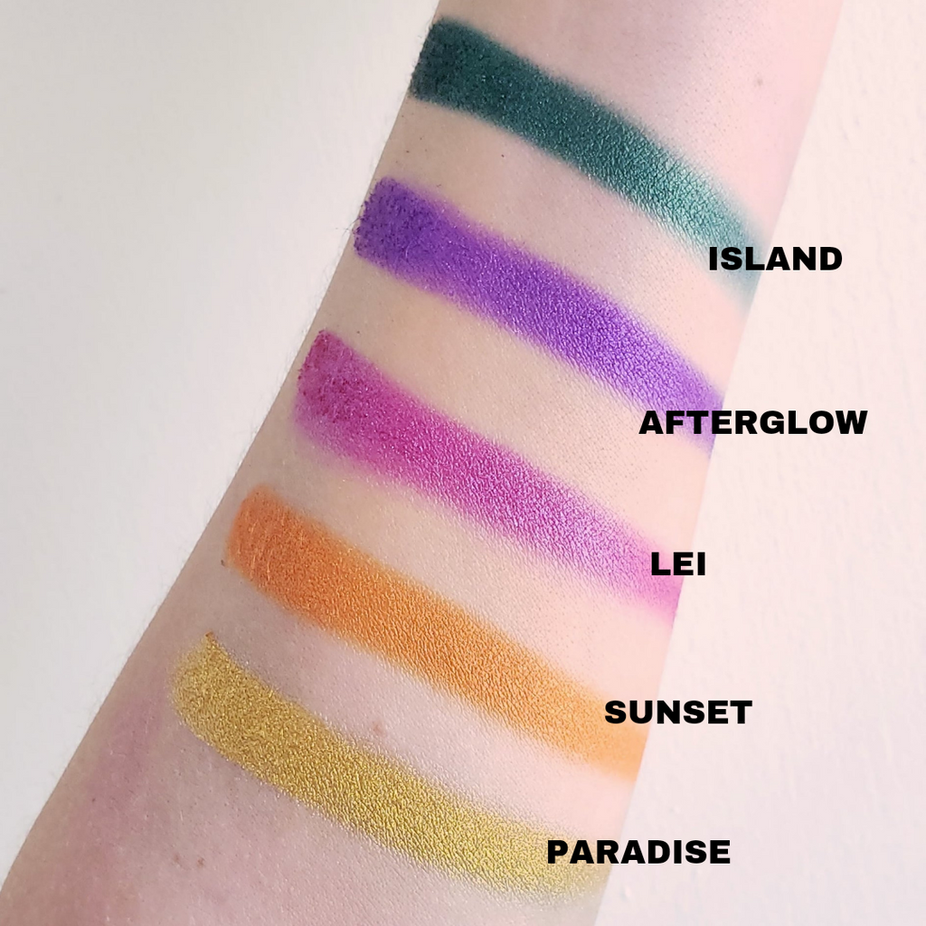 Island Eyeshadow