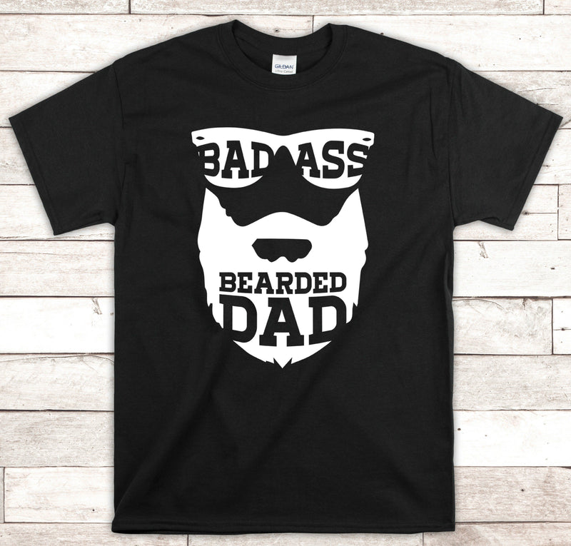 Bad Ass Bearded Dad