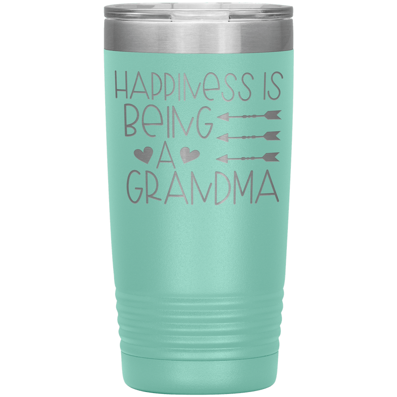 Happiness Is Being A Grandma - 20oz Tumbler