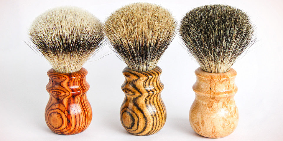 The Heritage Shave Brush