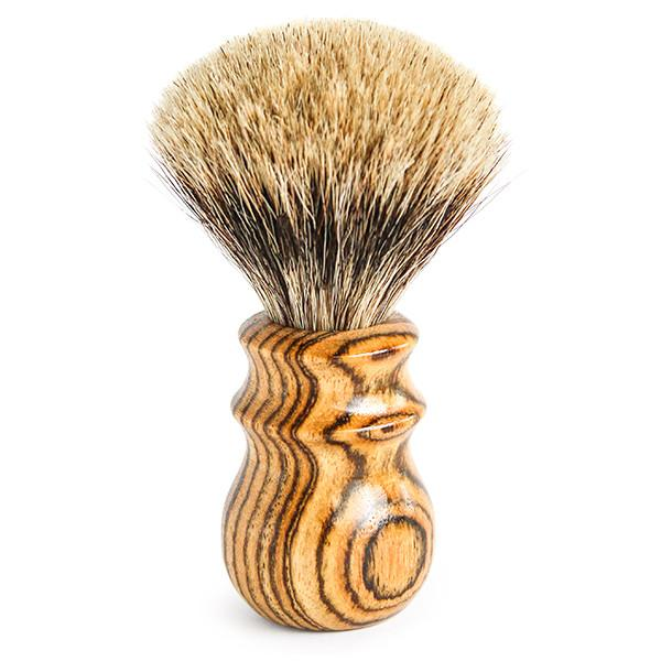 Bocote Best Heritage Shave Brush