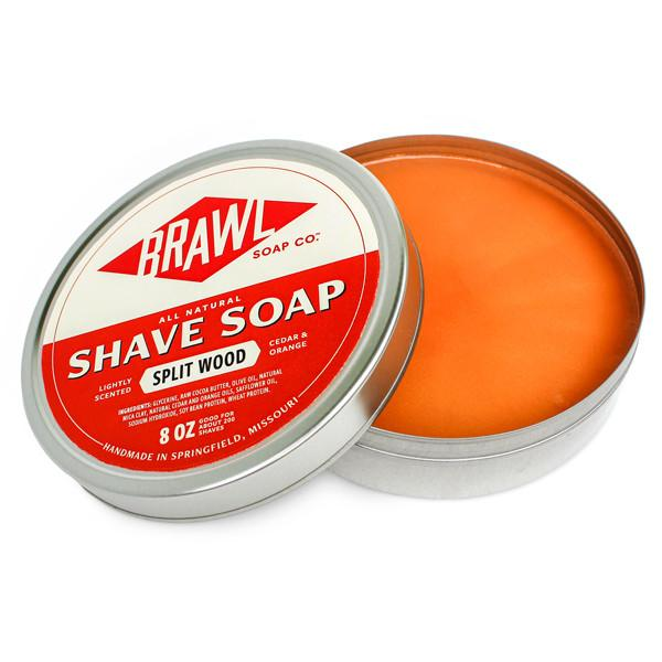 Shave Soap - Splitwood Scent