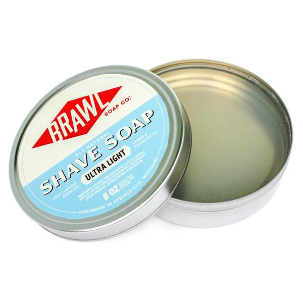Shave Soap - Ultra Light Scent