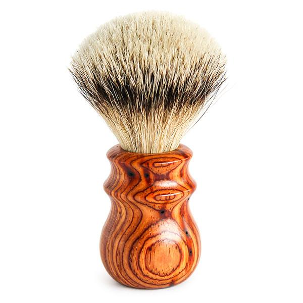 Silvertip Cocobolo Heritage Shave Brush