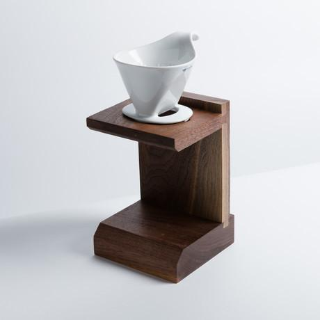Single Coffee Pourover With Beehouse Dripper
