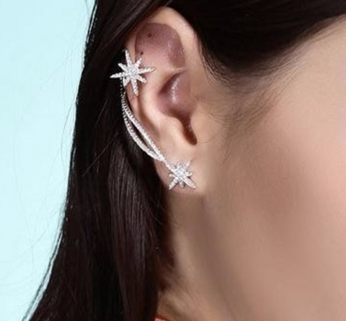 Beautiful Star Earrings For Women