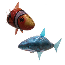 Air Swimmers R/C Shark-Clownfish