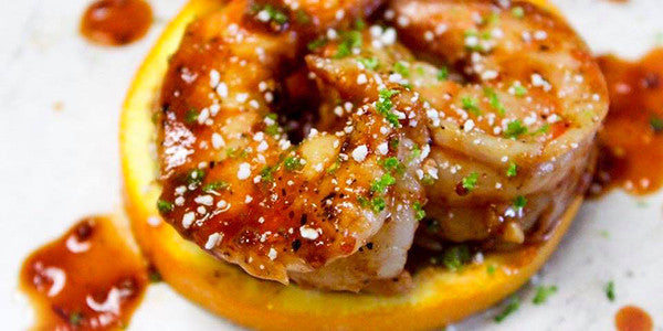 Zesty Orange BBQ Shrimp Recipe