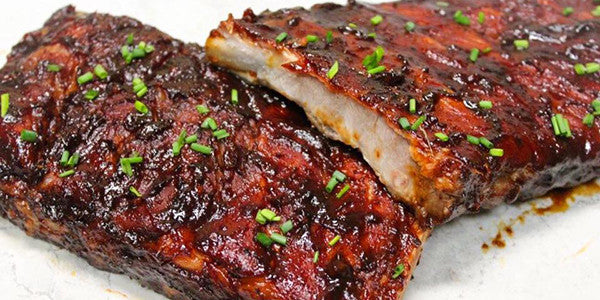 BBQ Rib Recipe with a Dash of Molasses