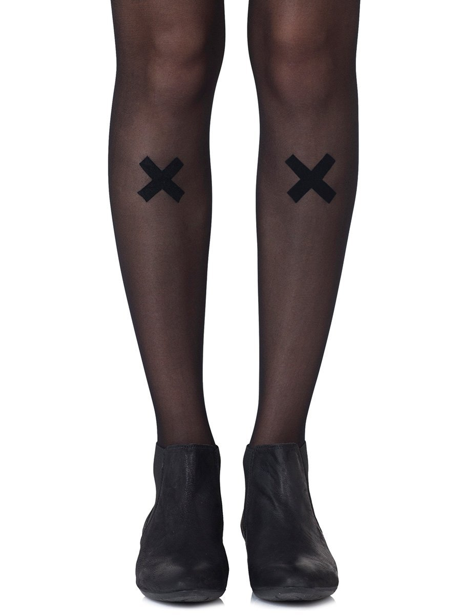 Kiss and Tell Sheer Tights