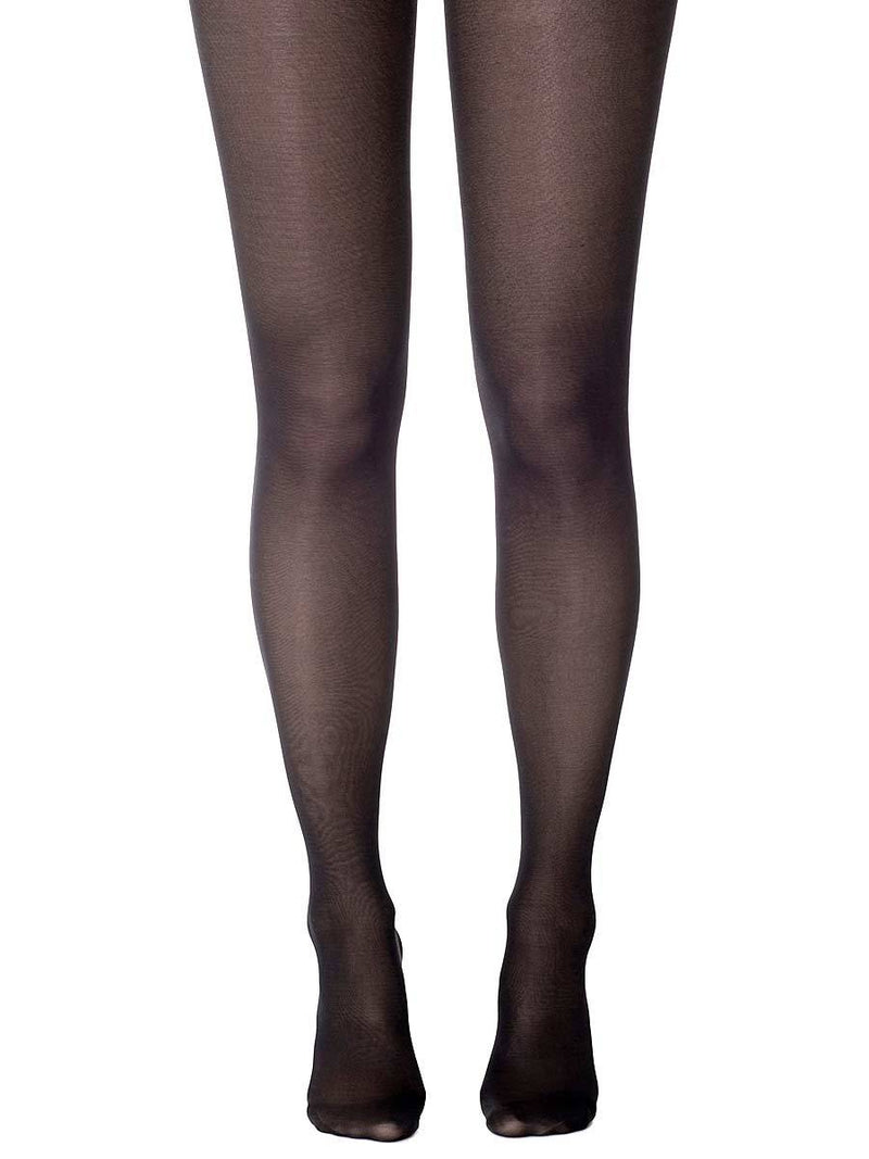 WI-FI Sheer Black Tights