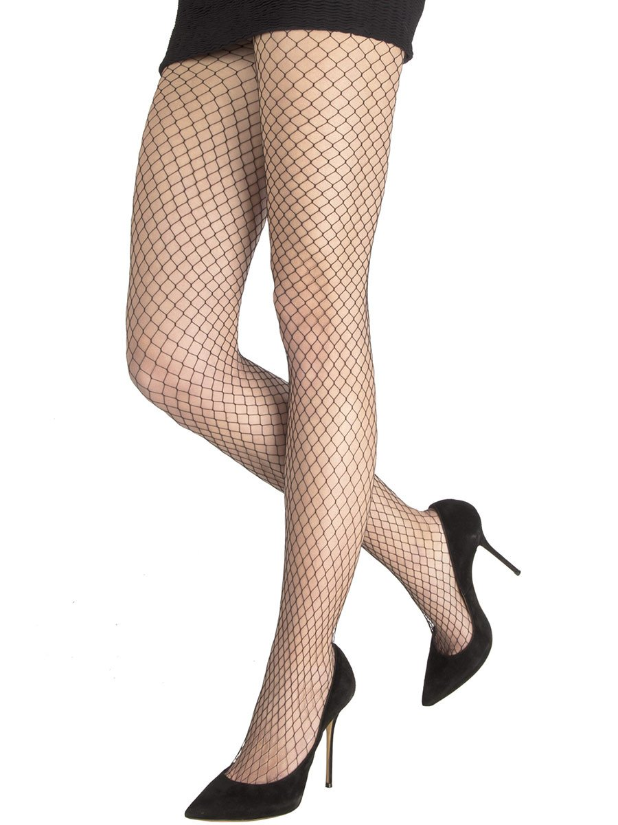 EXTRA-FINE FISHNET TIGHTS