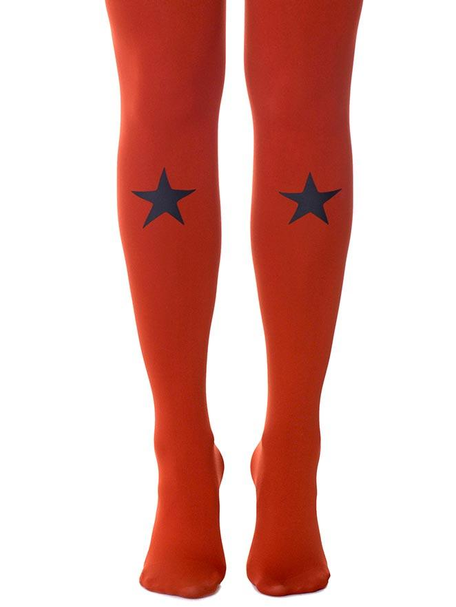 Lone Star Rust Tights