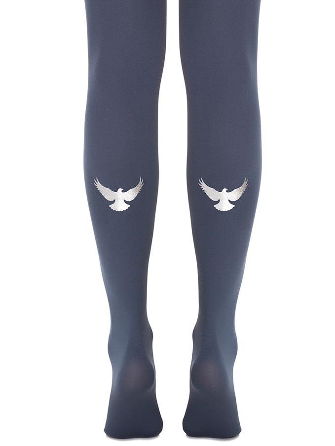 Golden Eagle Midnight Blue Tights