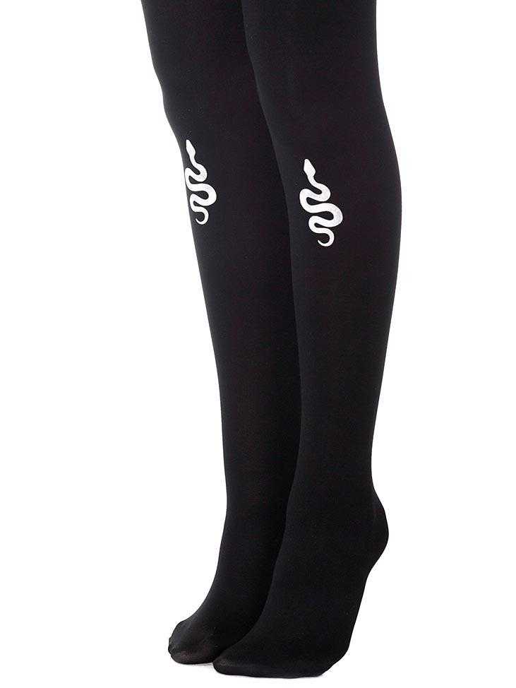 Cobra Black Tights