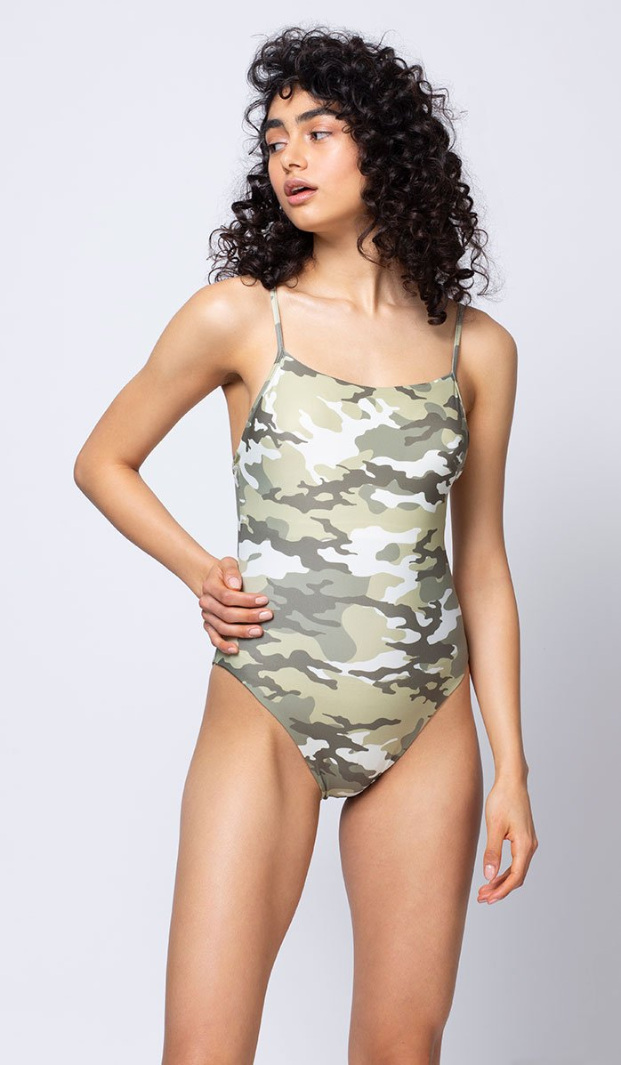 Strappy Arizona One-piece Swimsuit
